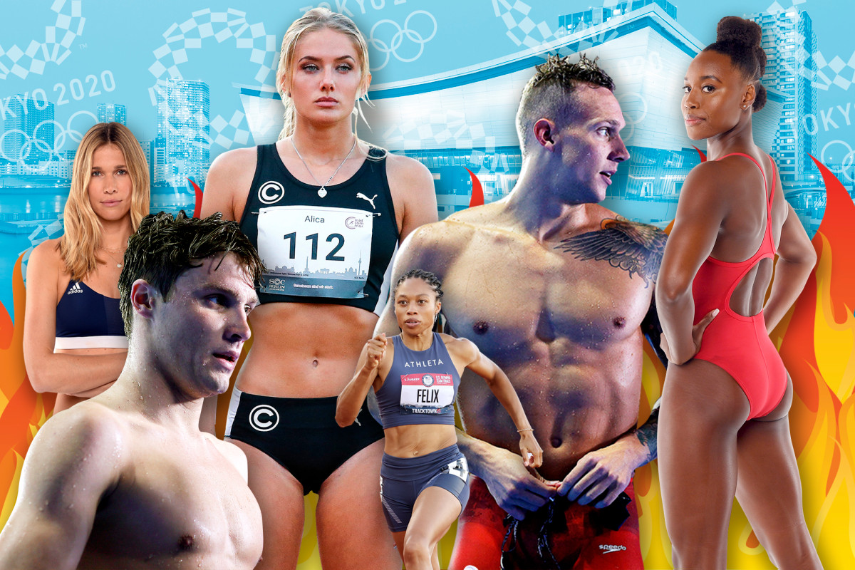 The sexiest athletes to watch for in Tokyo - tgmcn